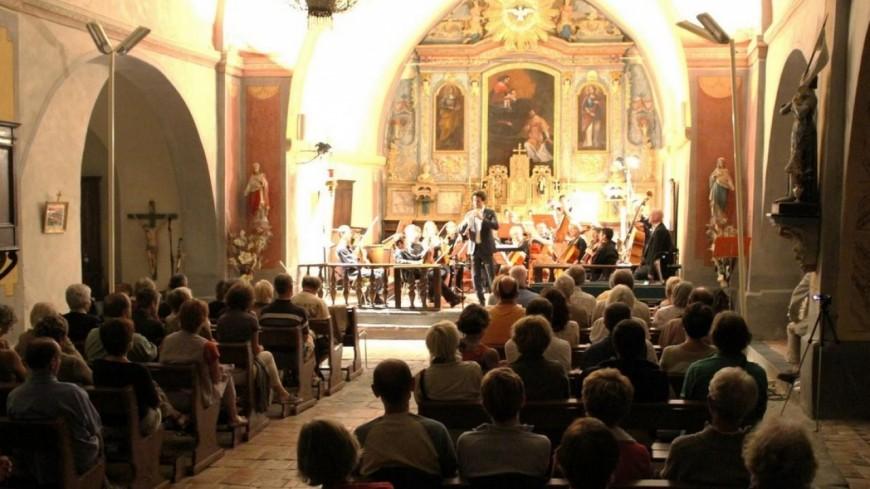 Hautes-Alpes : la musique classique au programme du Festival Buëch Durance