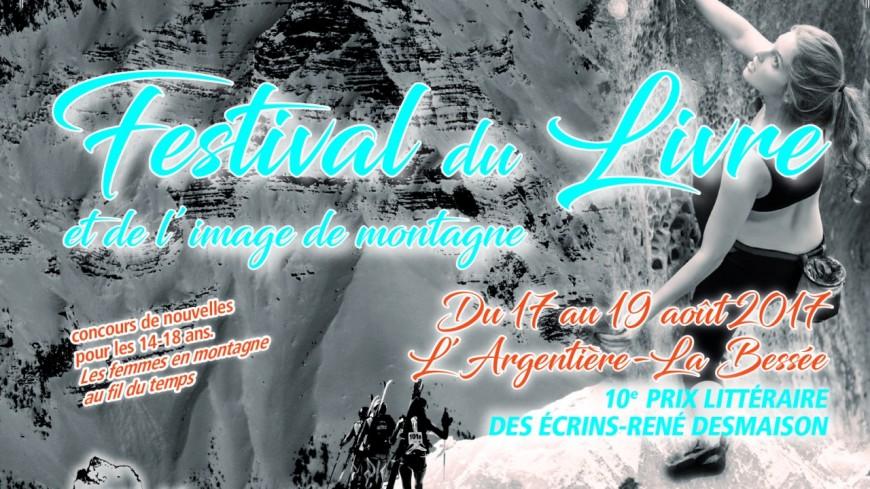 Hautes-Alpes : les Femmes à l'honneur du 16ème Festival du Livre de L'Argentière la Bessée