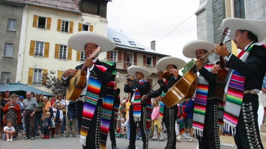 Alpes de Haute-Provence : la Mexicaine en fête !