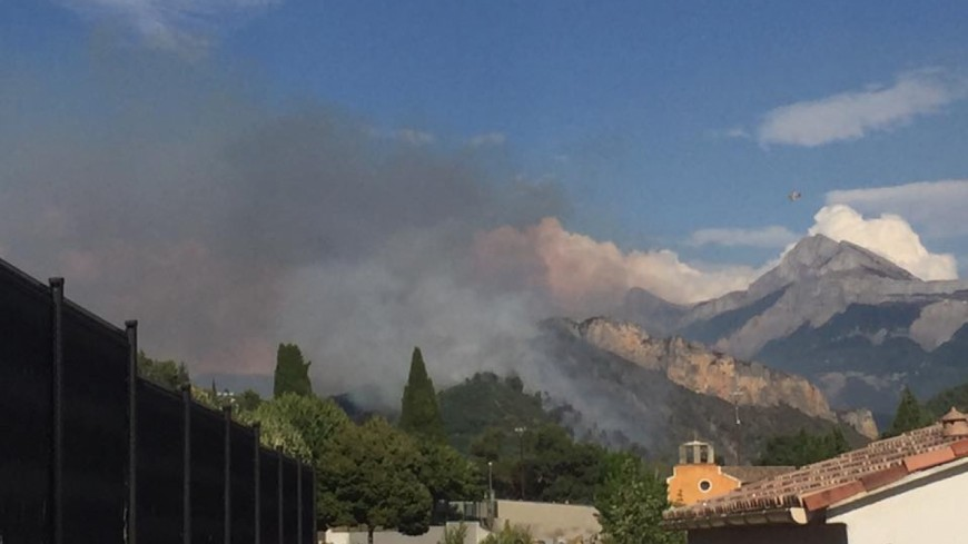 [MAJ] Alpes de Haute-Provence : incendie à Digne, la garde à vue des quatre individus a été prolongée