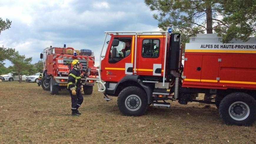 Alpes de Haute-Provence : lutter plus efficacement contre les incendies