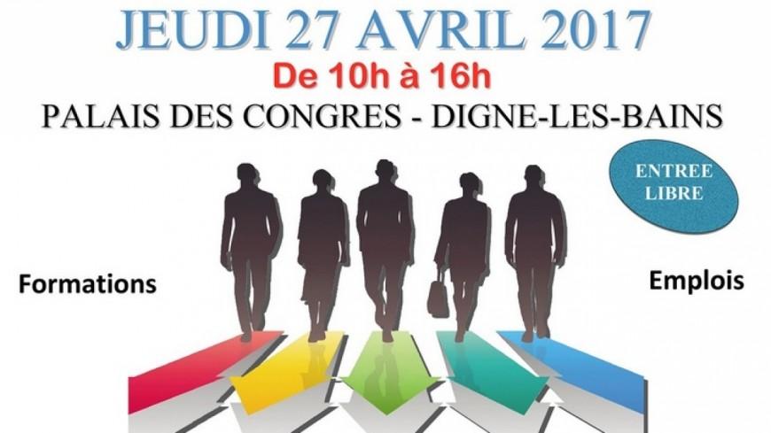 Alpes de Haute-Provence : 54 stands, le Forum de l'Emploi à Carmejane se prépare