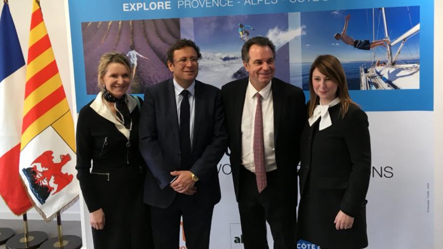 Région PACA : François de Canson nouveau président du Comité Régional du Tourisme