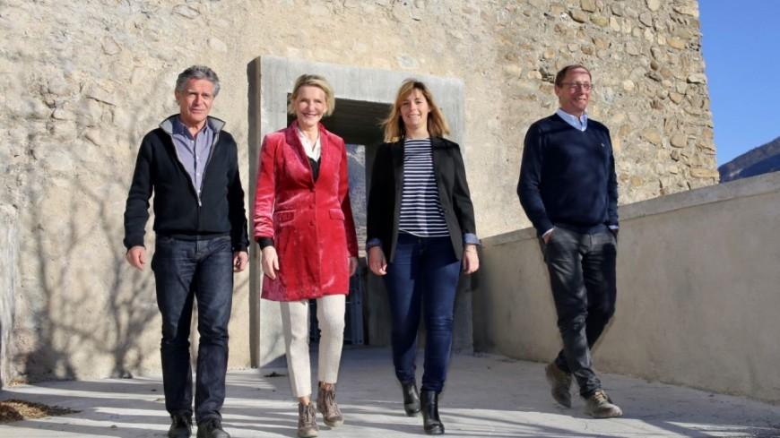 Hautes-Alpes : une semaine de Frappadingue à Embrun