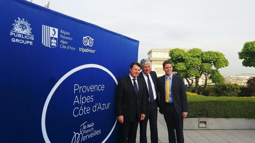 Région PACA : « French Merveilles », un nouveau partenariat et un concours pour gagner un séjour pour deux à vie