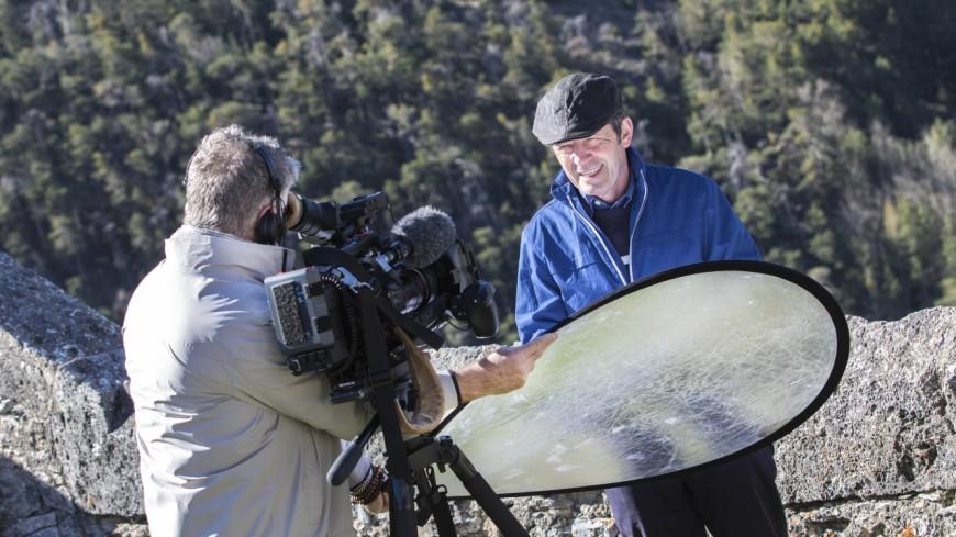 Hautes-Alpes : le célèbre chef Gabriel Gaté tourne pour la télévision australienne dans le briançonnais