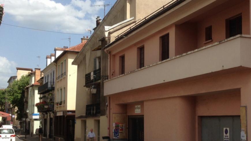 Hautes-Alpes : un bâtiment occupé rue de l'Imprimerie à Gap