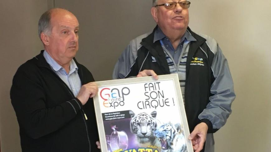 Hautes-Alpes : nouvelle affiche et nouveau logo pour Gap Foire Expo