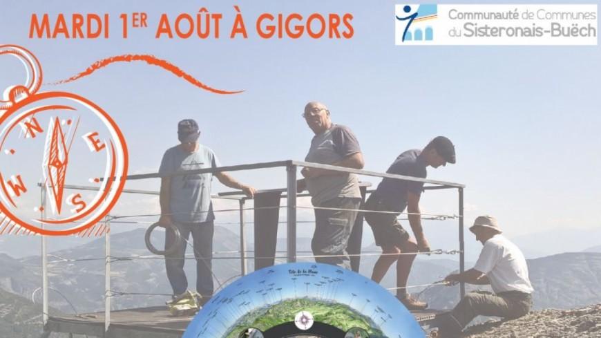 Alpes de Haute-Provence : le tourisme à 300° en haut de Gigors