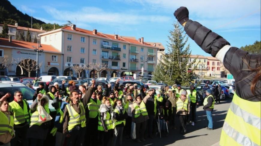 Alpes de Haute-Provence : y a t-il un impact économique du mouvement des gilets jaunes ?