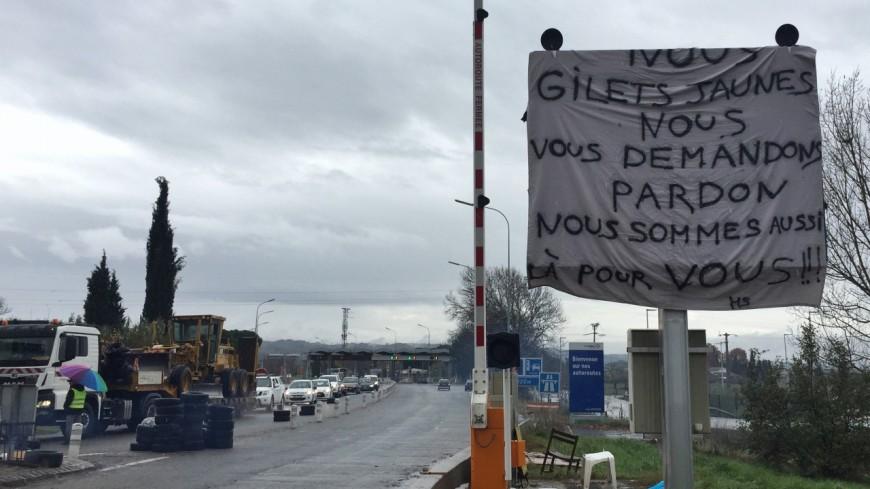 Alpes du Sud : E.Macron veut s'adresser aux gilets jaunes, « il n'y aura pas qu'une réponse à apporter »