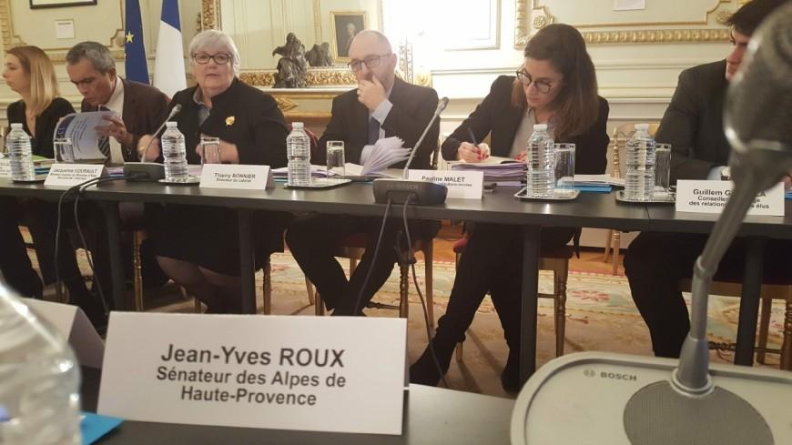 Alpes de Haute-Provence : J-Y Roux intègre le groupe de travail au Sénat sur les compétences eau et assainissement