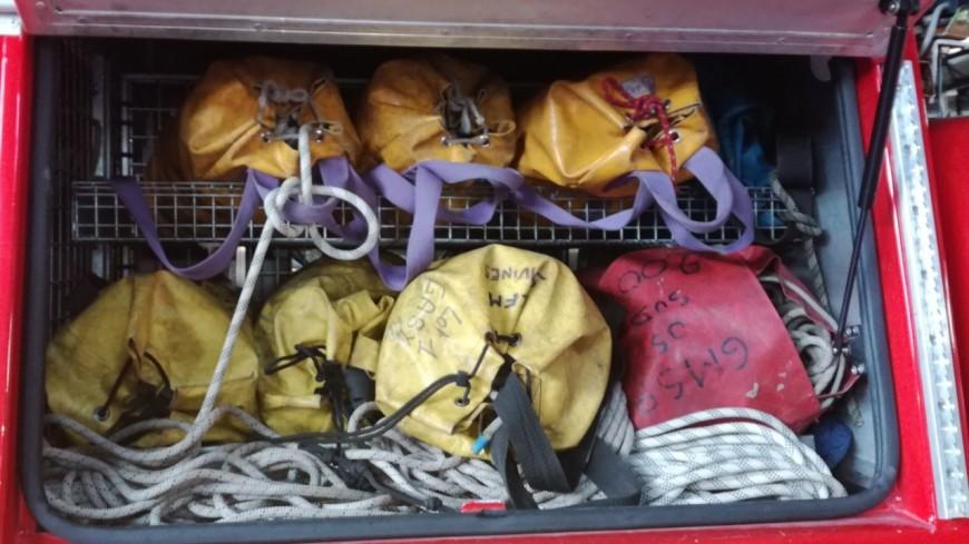 Hautes-Alpes : les pompiers et leurs spécificités