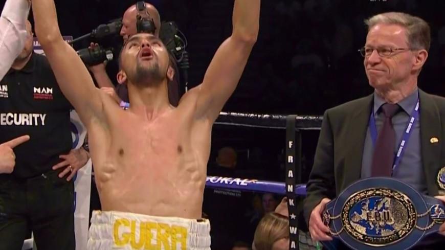Alpes de Haute-Provence : le Manosquin Karim Guerfi champion d'Europe de boxe