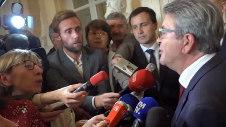 Hautes-Alpes : J-L Mélenchon se moque de l'accent d'une journaliste, la fédération France Insoumise dénonce