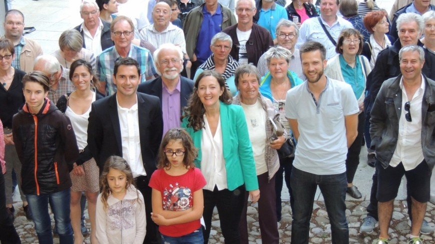 Hautes-Alpes : législatives, K.Berger obtient le soutien d'EELV