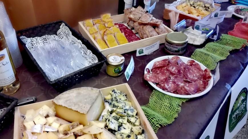 Hautes-Alpes : 45 producteurs engagés et des centaines de produits Hautes-Alpes Naturellement