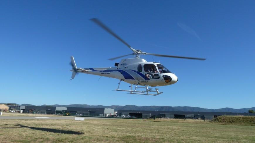 Hautes-Alpes : des hélicoptères survoleront Laragne-Montéglin à basse altitude
