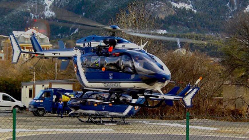 Hautes-Alpes : crash d'un aéronef à Ceillac, deux blessés dont un grave