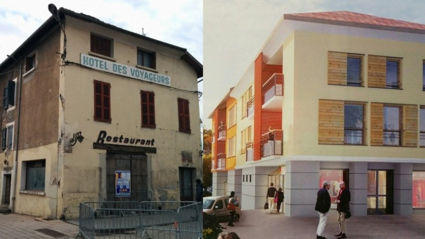 Hautes-Alpes : Tallard inaugure son Hostel des Voyageurs