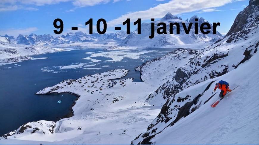 Hautes-Alpes : le festival Off de l'Ice Climbing Écrins