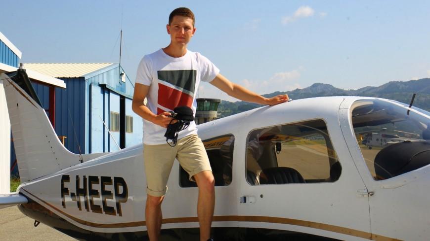 Hautes-Alpes : le Haut-Alpin Hugo Chastel sélectionné pour le Tour de France aérien