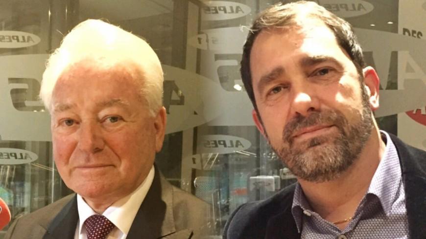 Alpes de Haute-Provence : D.Spagou interpelle les députés sur loi la de finances 2017, C.Castaner apporte des réponses