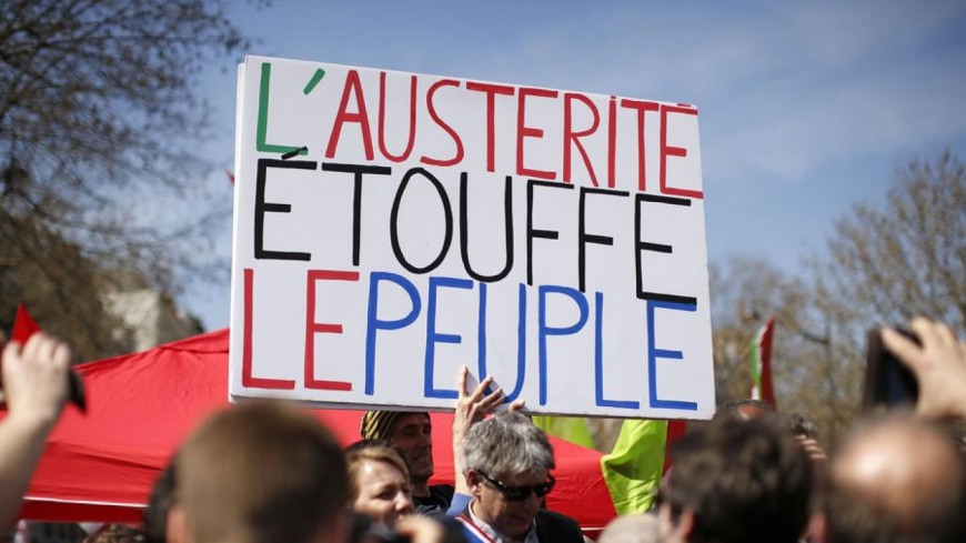 Hautes-Alpes : rassemblement intersyndicale à la veille des législatives