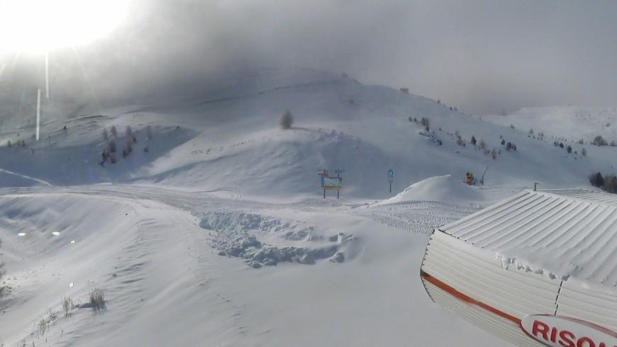 Hautes-Alpes : pré ouverture de Risoul les 9 et 10 décembre