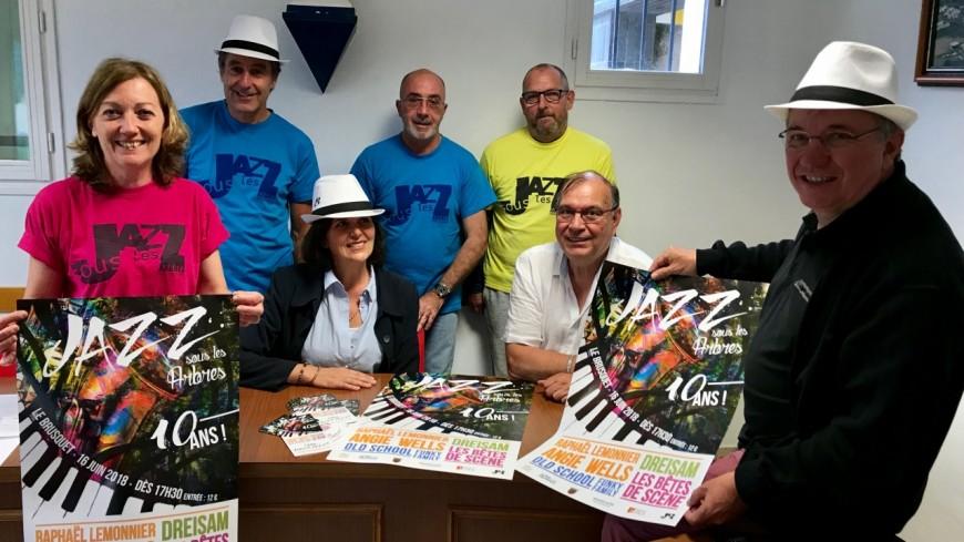 Alpes de Haute-Provence : du jazz sous des arbres centenaires au Brusquet