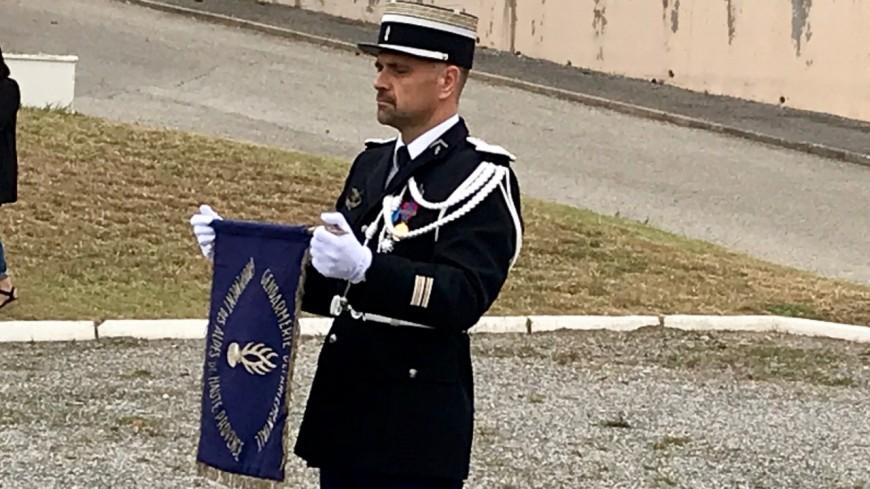Alpes de Haute-Provence : Laurent Grau à la tête du groupement de gendarmerie