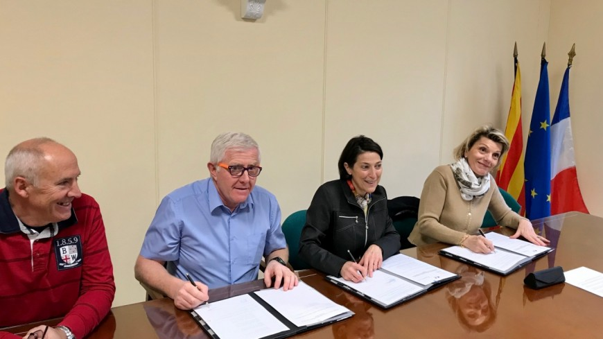 Alpes de Haute-Provence : une convention de partenariat de contrôle allégé des dépenses signée à Digne