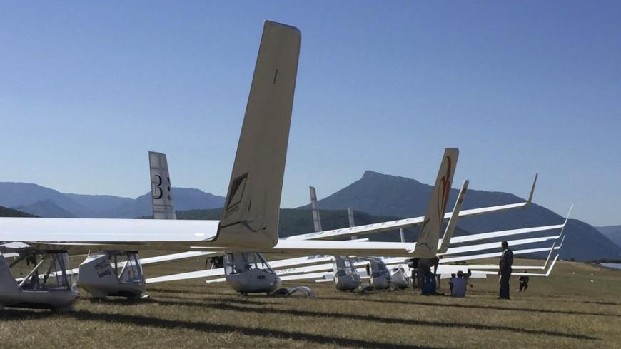 Hautes-Alpes : Jacques Bott, vice-champion du monde de planeurs ultra-légers !