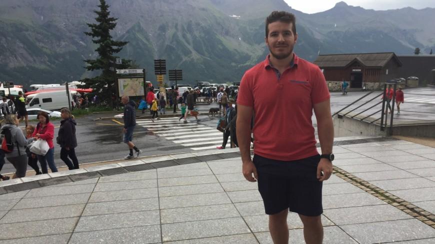 Hautes-Alpes : Valentin Giraud-Moine va s'envoler en Amérique du Sud