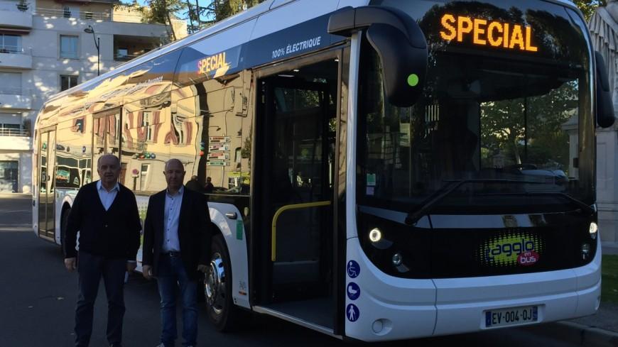 Hautes-Alpes : Bluebus, un autocar 100% électrique prêté à « Gap-Tallard-Durance »