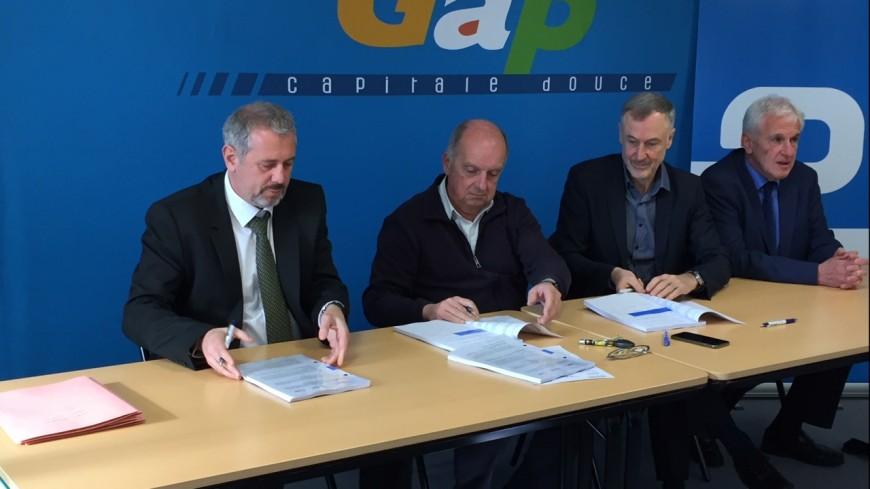 Hautes-Alpes : électricité, un nouveau contrat signé entre Gap et Enedis
