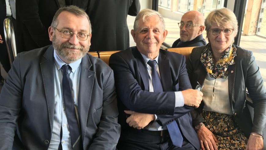 Hautes-Alpes : J. Giraud réélu à l'unanimité président de la Commission permanente du Conseil National de la Montagne