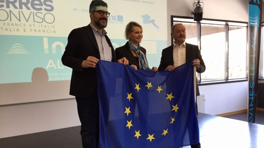 Hautes-Alpes : Terres-Monviso, un programme européen pour développer les territoires