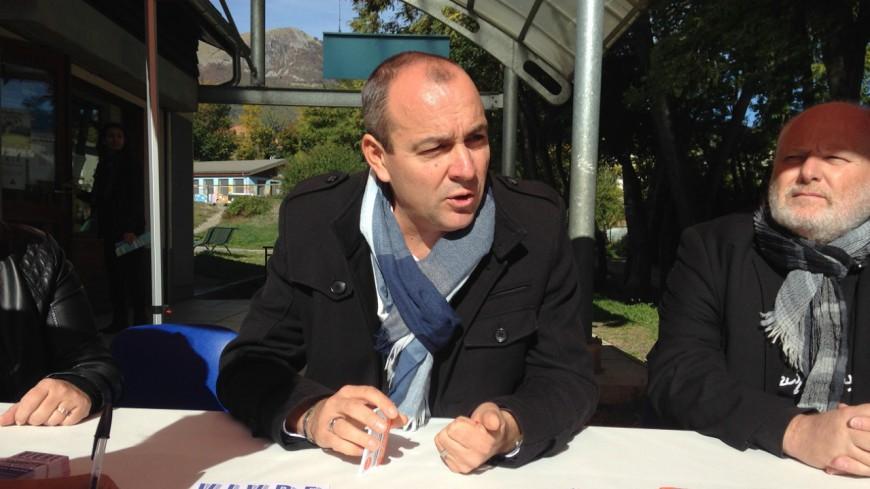 Hautes-Alpes : les TPE ne doivent pas être des « zones de non droit » pour Laurent Berger