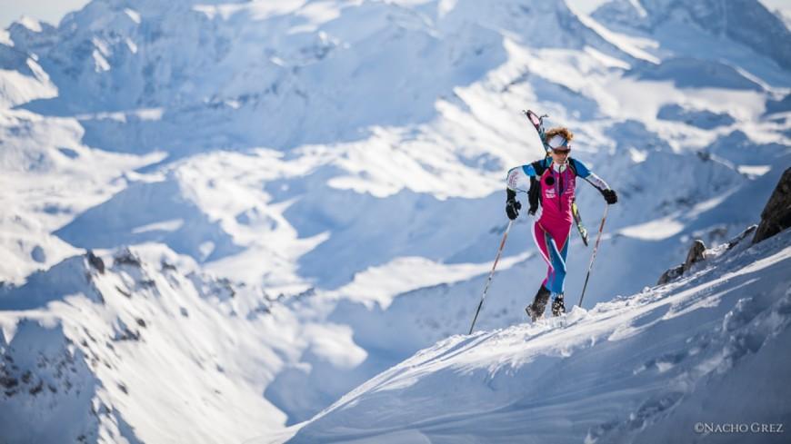 Hautes-Alpes: Laetitia Roux reine de la Pierra Menta