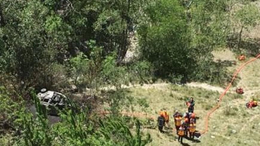 Hautes-Alpes : accident mortel sur les Rampes de L'Argentière