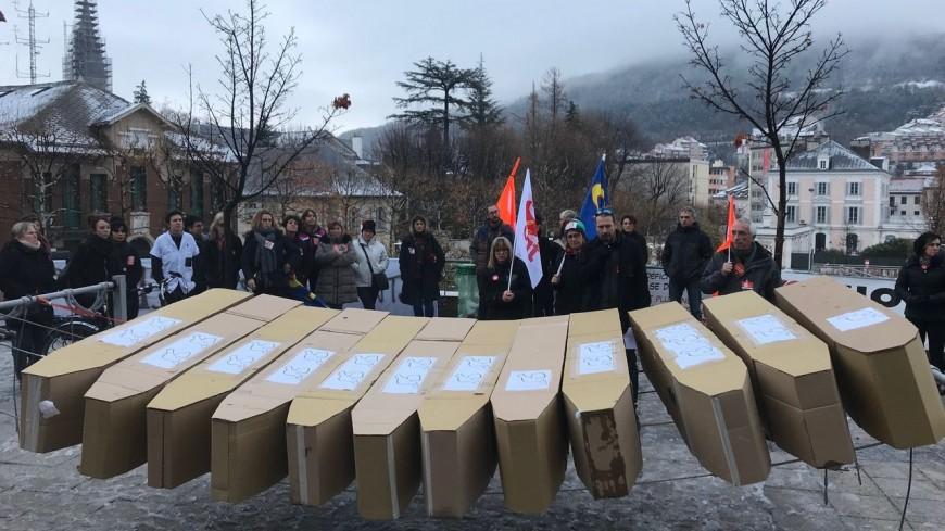 Hautes-Alpes : 13 soignants de moins en 2018 au CHICAS
