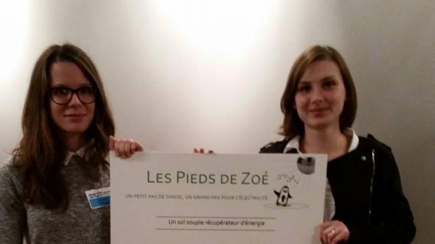 Alpes de Haute-Provence : Manosque, elle invente le sol souple récupérateur d'énergie