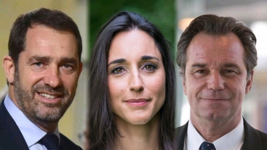 Alpes de Haute-Provence : inauguration de l'Éco-Campus de Ste-Tulle en présence de deux ministres