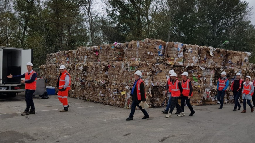 Alpes du Sud : modernisé, le centre de tri de Manosque peut accueillir tous les emballages plastiques de nos départements