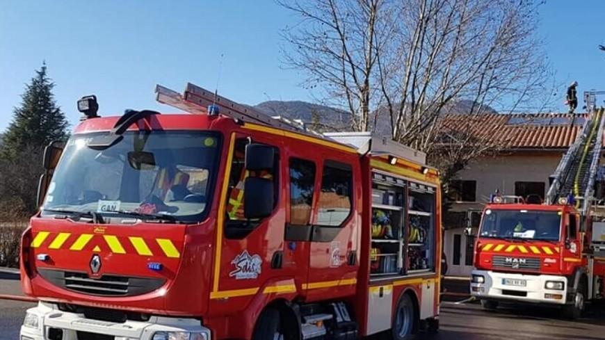 Hautes-Alpes : incendie dans un établissement hôtelier de Tallard