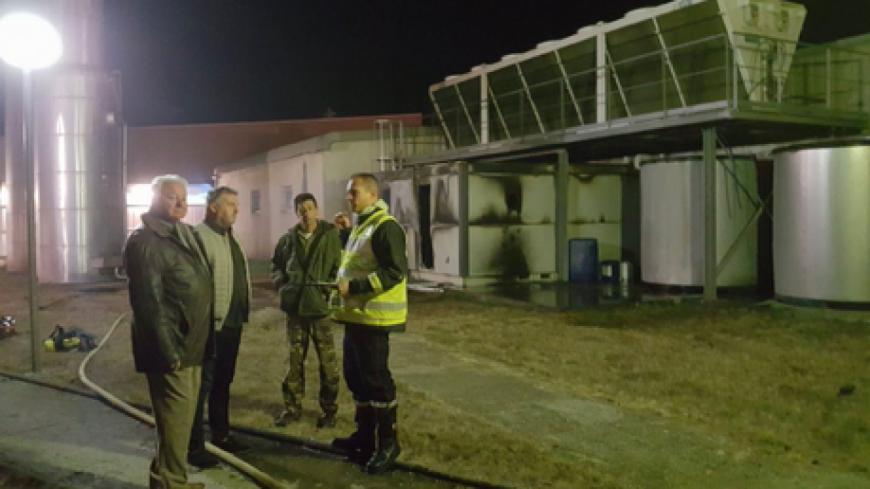 (MAJ) incendie à l'abattoir de Sisteron, la criminelle saisie de l'enquête