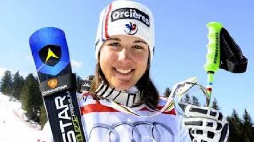 Hautes-Alpes : JO 2018, Alizée Baron remporte la petite finale du skicross