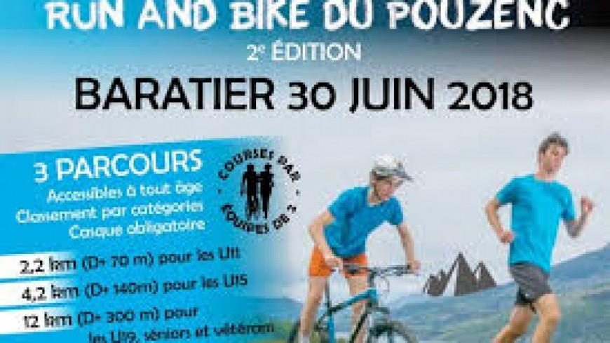 Hautes-Alpes : les résultats du Run and Bike du Pouzenc