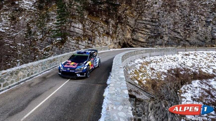 Hautes-Alpes : Sébastien Ogier 2e au Mexique
